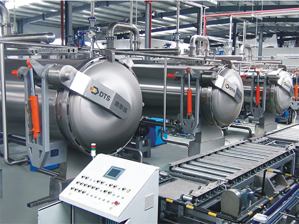 Automated Batch Retort System(ABRS)